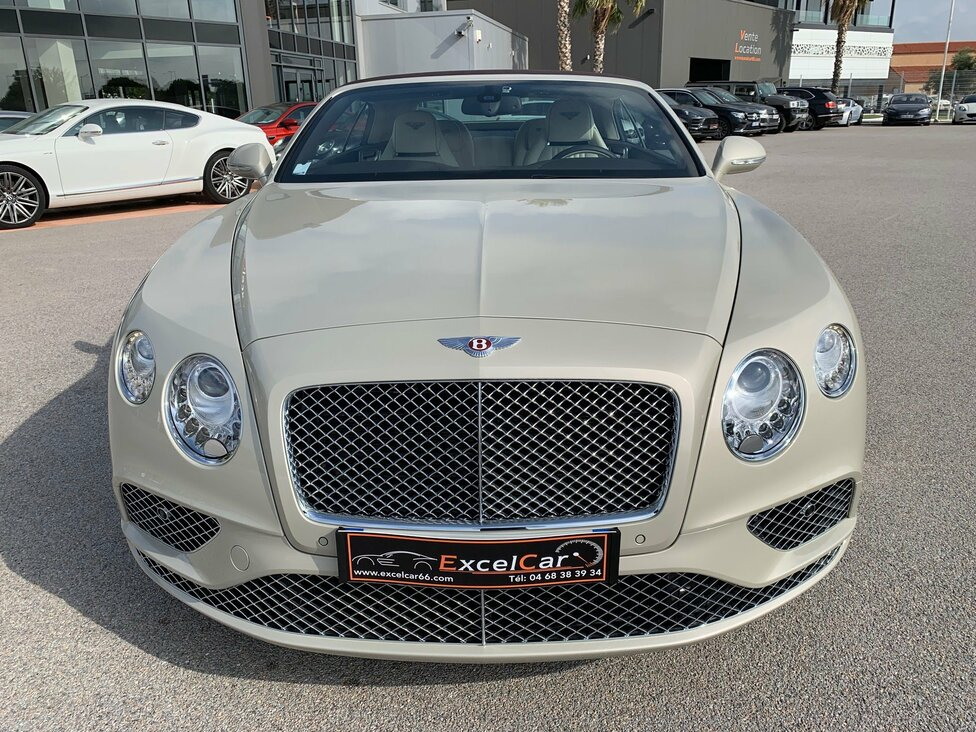 BENTLEY CONTINENTAL GTC 2 4.0L V8 507 BVA