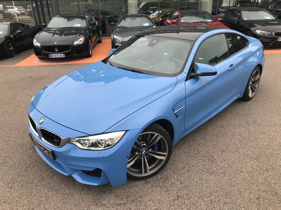 BMW M4 COUPE 431 DKG