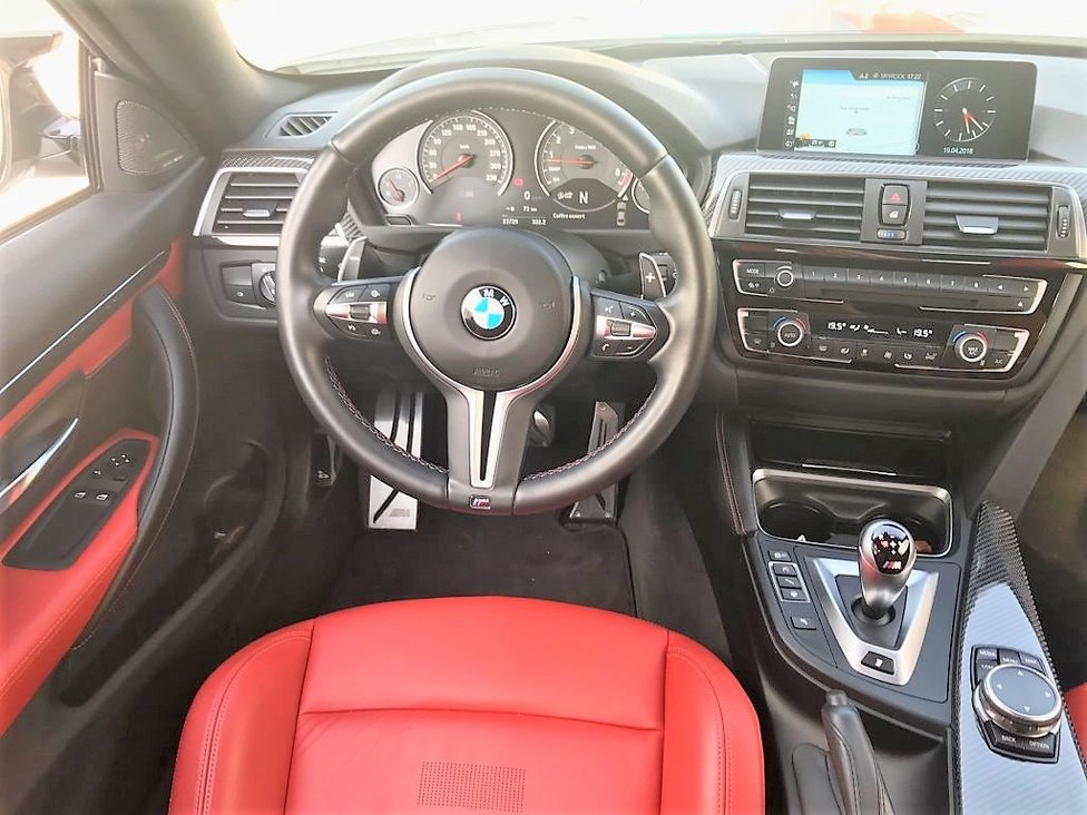 BMW M4 (F84) COUPE 450 PACK COMPETITION DKG