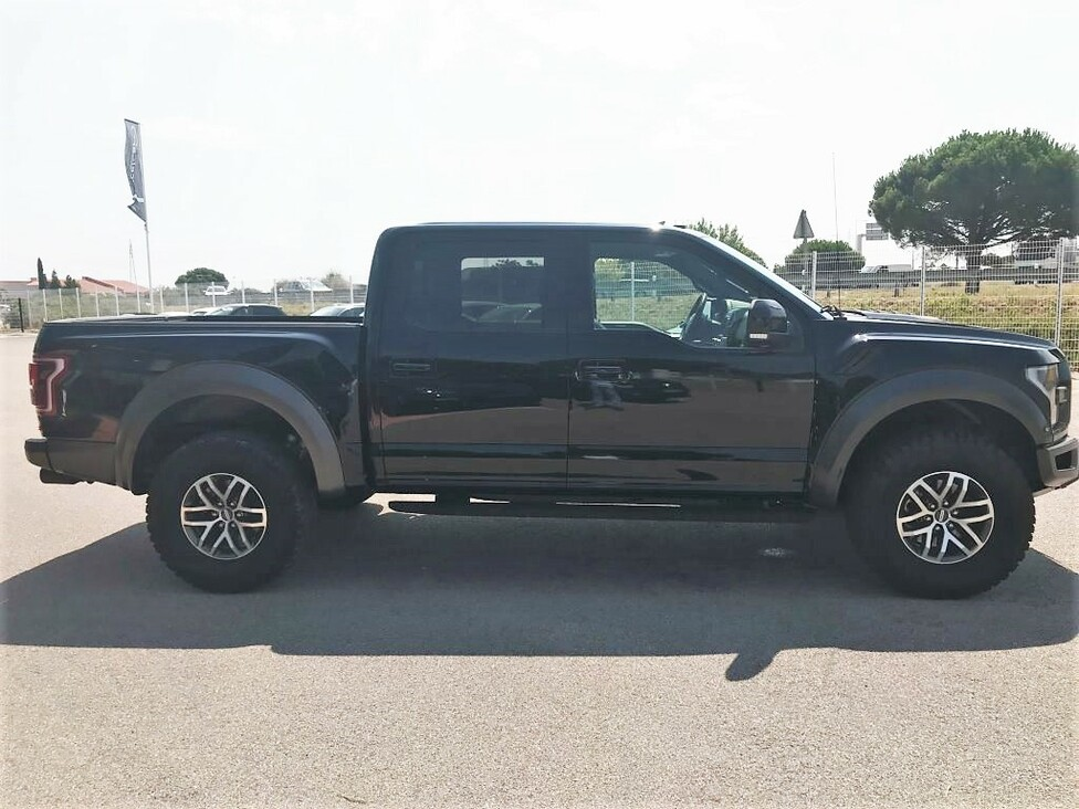 FORD F150 RAPTOR 3.5 V6 ECOBOOST SUPERCREW
