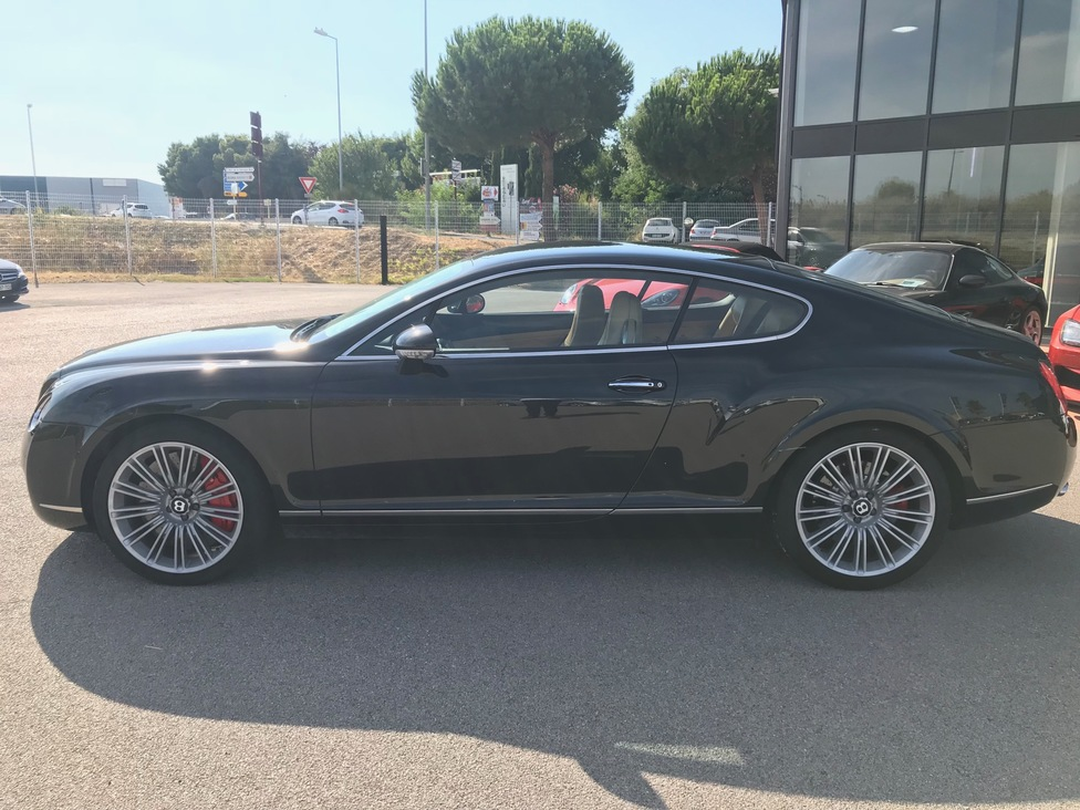 BENTLEY CONTINENTAL GT SPEED 610