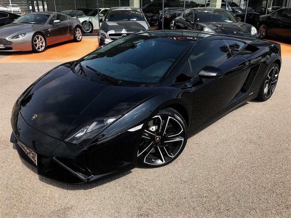 LAMBORGHINI GALLARDO COUPE LP 560-4 E-GEAR 50TH ANNIVERSARY EDITION