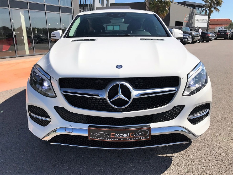 MERCEDES GLE COUPE 350D 4Matic EXECUTIVE 9G-TRONIC
