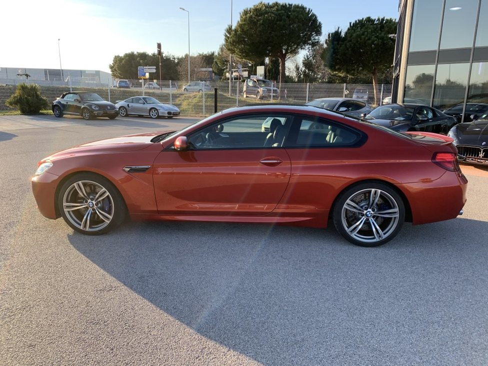 BMW M6 (F13) COUPE 560 DKG7