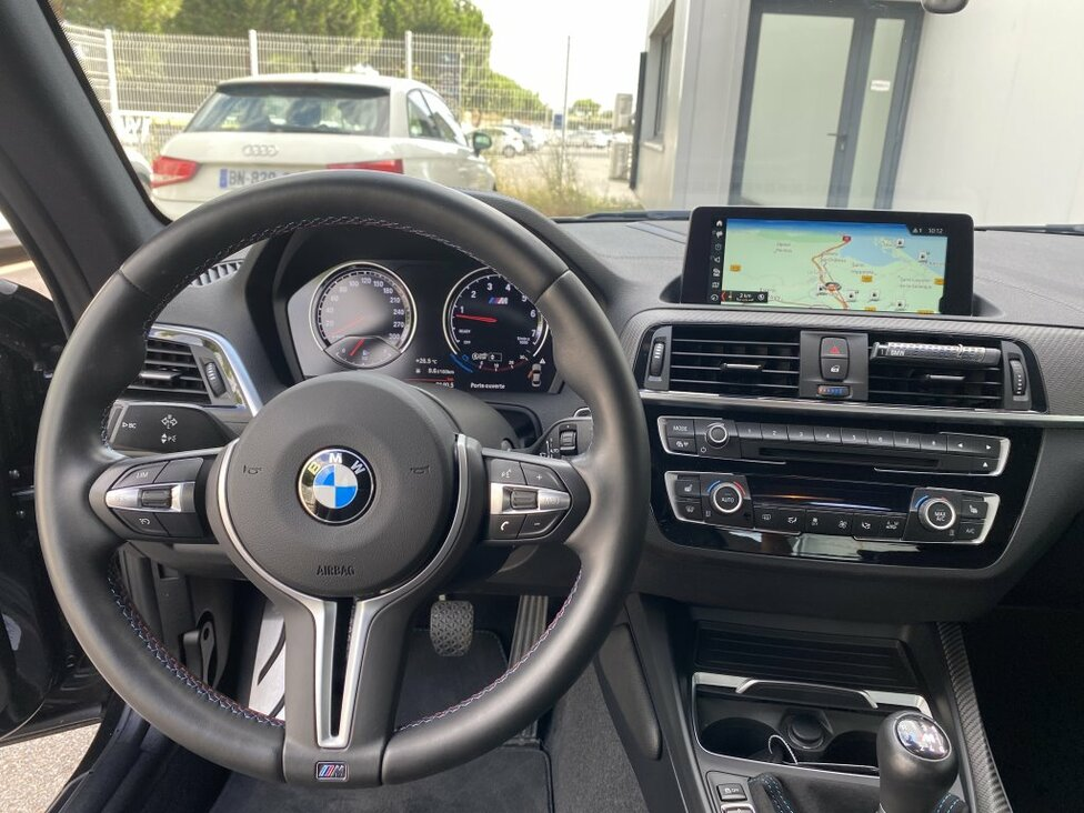 BMW M2 COUPE (F87) 370