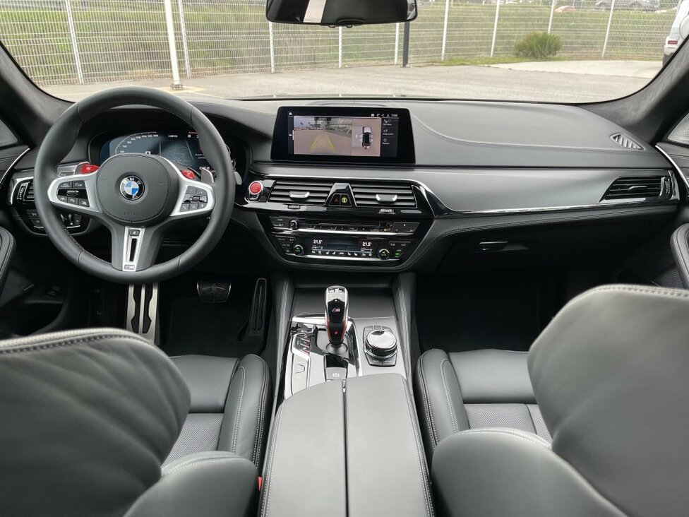 BMW M5 COMPETITION 625CH