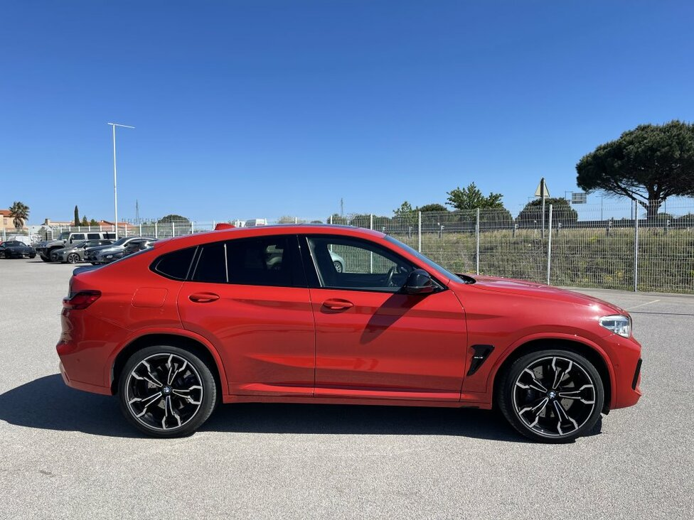 BMW X4 M COMPETITION 3.0 510CH