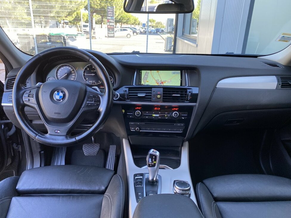 BMW X4 XDRIVE 2.0D LOUNGE 190 BVA8