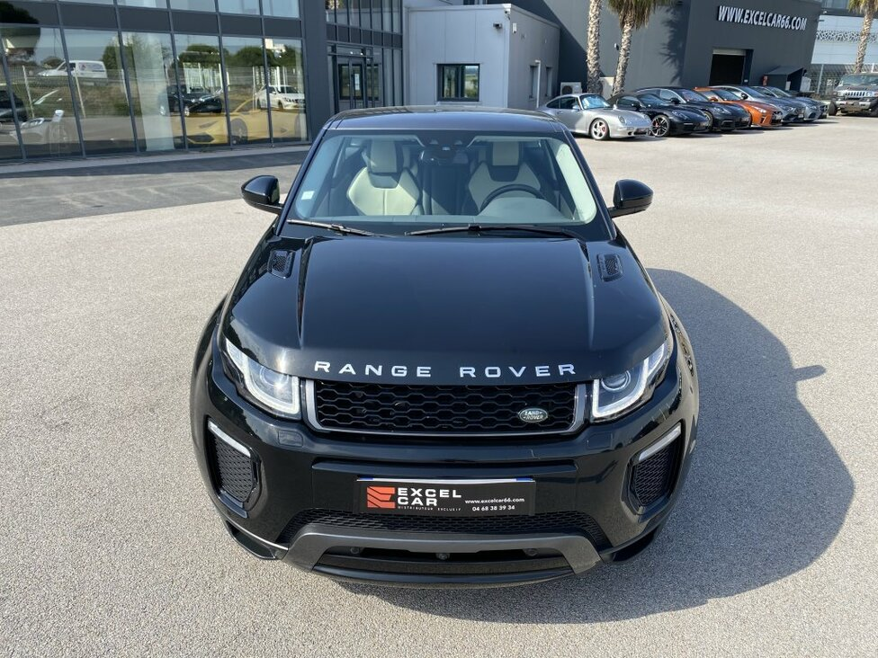LAND ROVER RANGE ROVER EVOQUE COUPE 2.0 SI4 240 HSE DYNAMIC