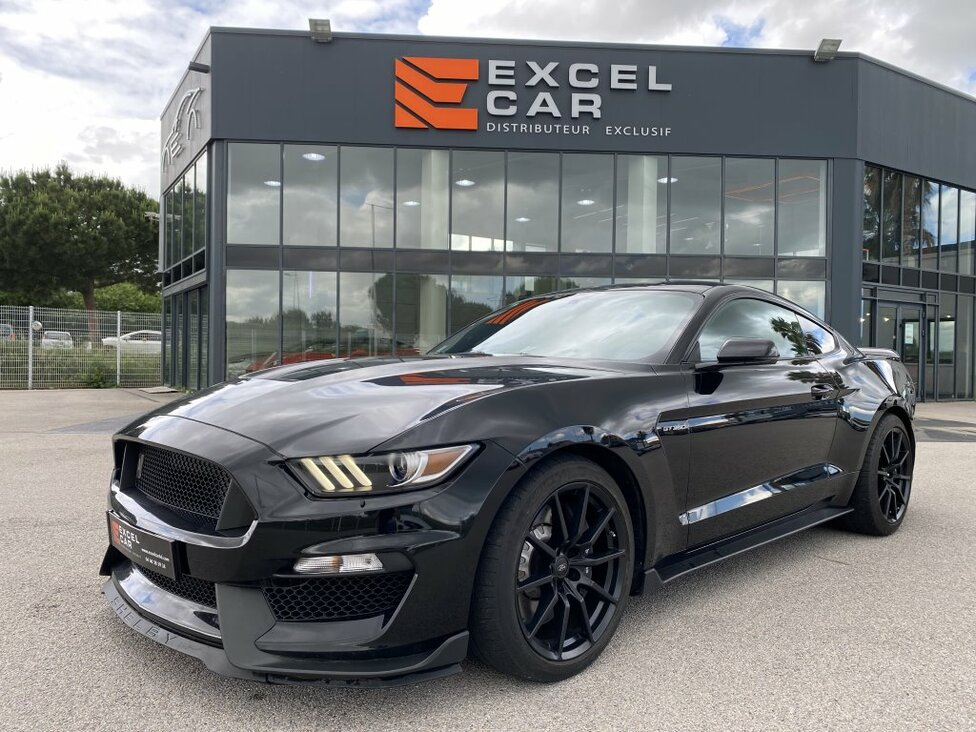 FORD MUSTANG 6 COUPE IV FASTBACK SHELBY GT 350