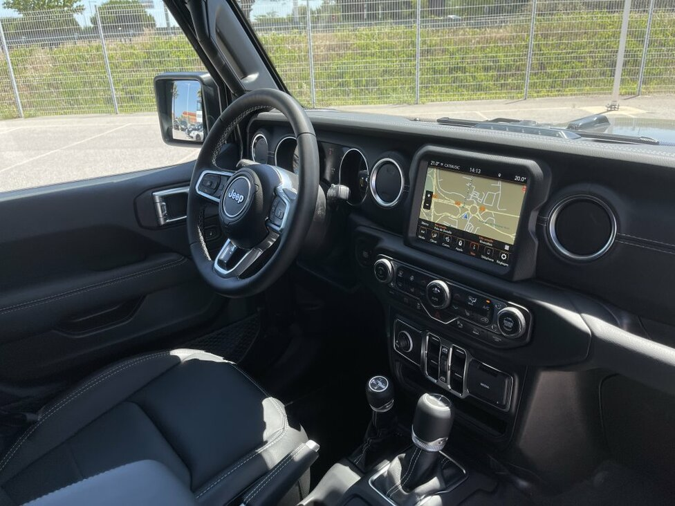 JEEP WRANGLER 2.0 380CH 4XE FIRST EDITION 4WD AUTO