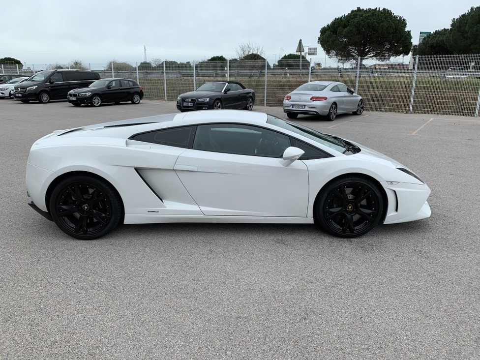 LAMBORGHINI GALLARDO COUPE LP 560-4 E GEAR
