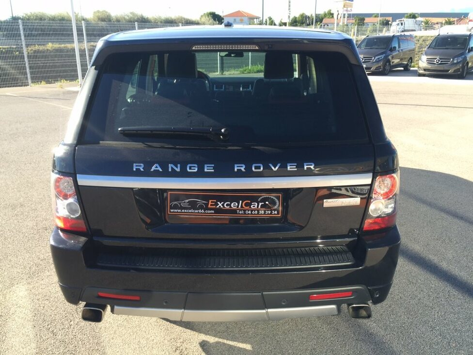 LAND ROVER RANGE ROVER SPORT SDV6 256 AUTOBIOGRAPHY