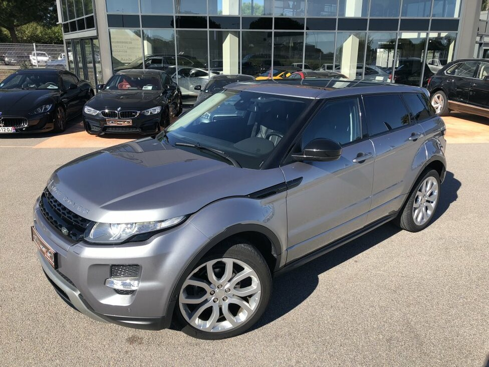 LAND ROVER RANGE ROVER EVOQUE SD4 DYNAMIC 5P