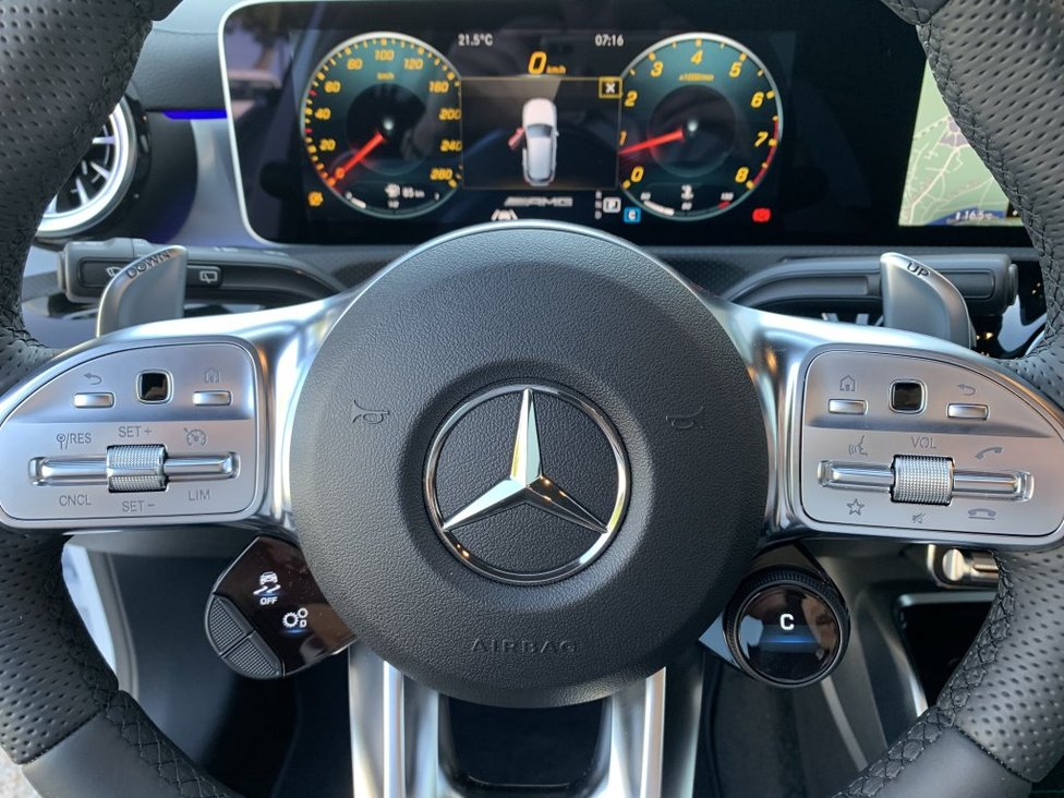 MERCEDES CLASSE A 35 AMG 4 MATIC SPEEDSHIFT DCT