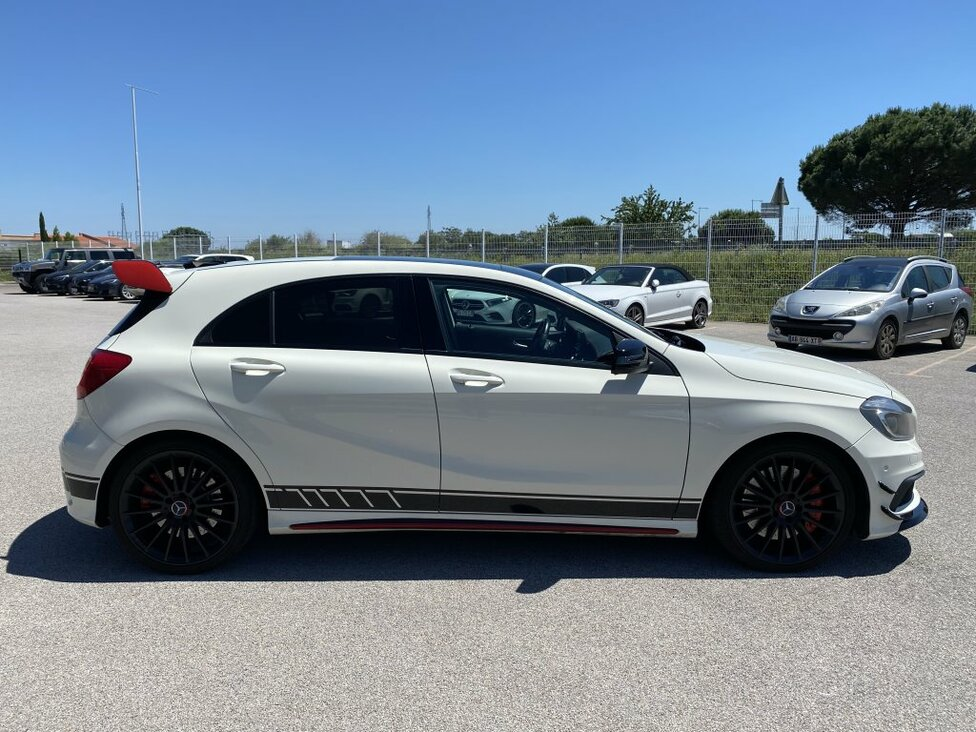 MERCEDES CLASSE A 45 AMG EDITION 1 4MATIC