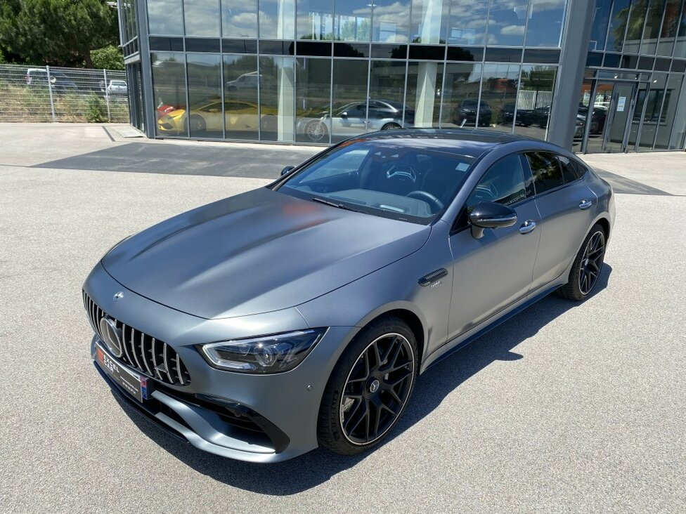 MERCEDES AMG GT COUPE 43 4-MATIC