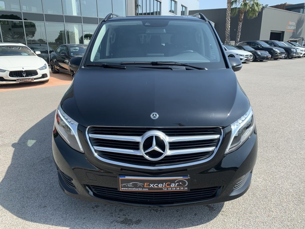MERCEDES BENZ CLASSE V 250D EXECUTIVE EXTRALONG 8PL 7G-TRONIC