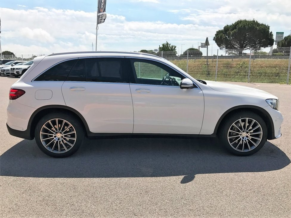 MERCEDES GLC 250D 204CH 4MATIC FASCINATION 9G-TRONIC