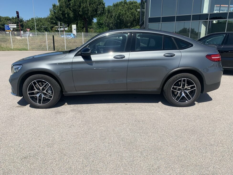 MERCEDES GLC COUPE 43 AMG 4MATIC