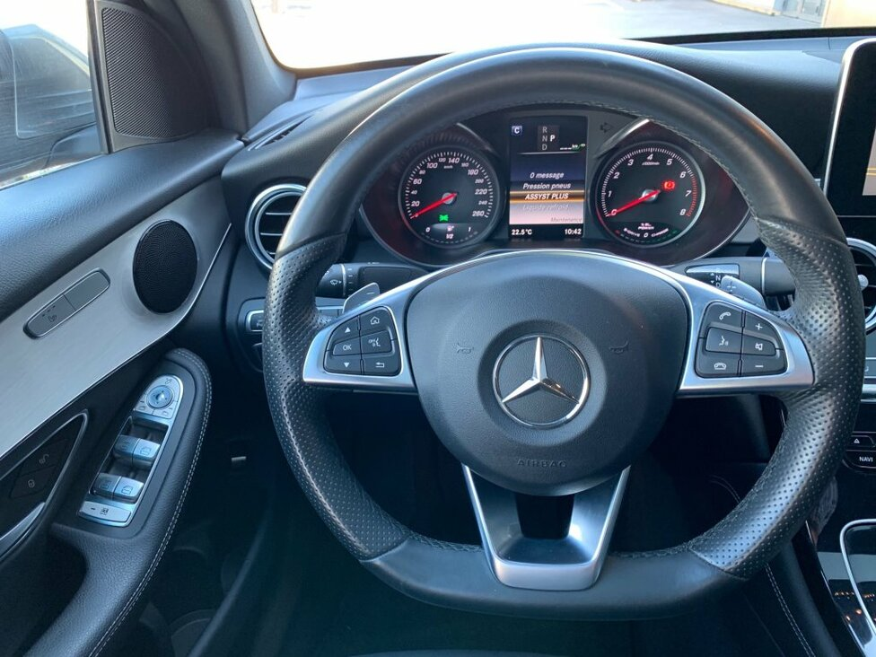 MERCEDES GLC COUPE 350 E FASCINATION 4MATIC 7G TRONIC+