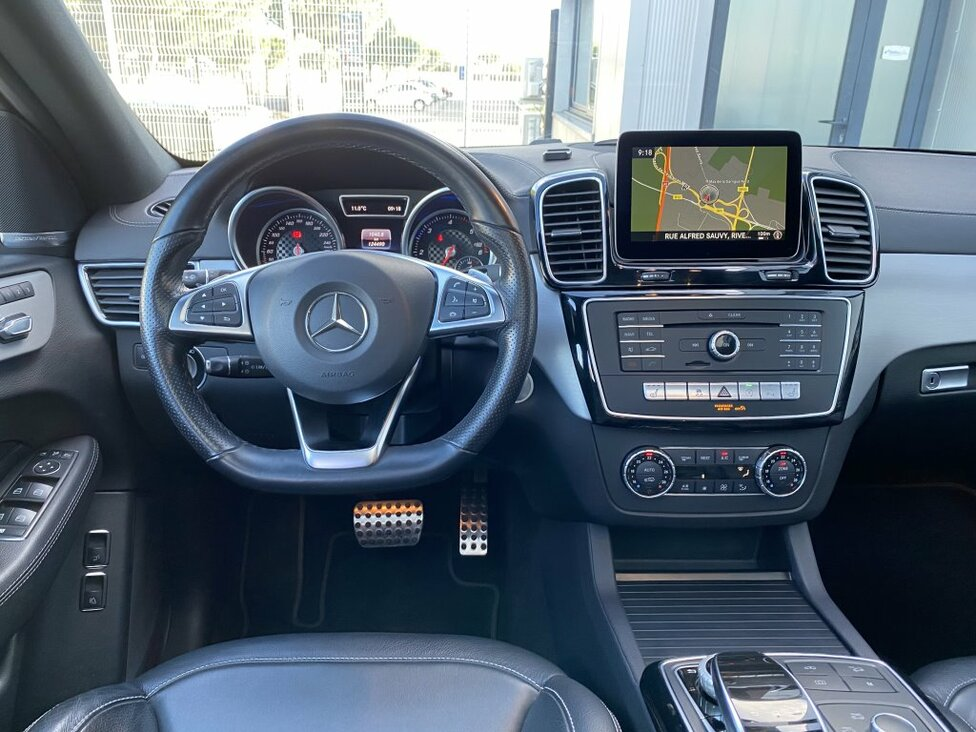 MERCEDES BENZ GLE COUPE 350D 258CH FASCINATION 4MATIC 9G-TRONIC
