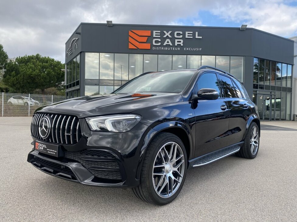 MERCEDES GLE 53 AMG 4MATIC +