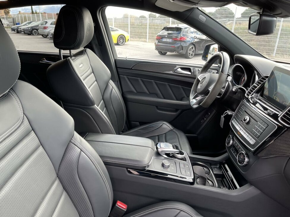 MERCEDES GLE COUPE AMG 63 S 4MATIC