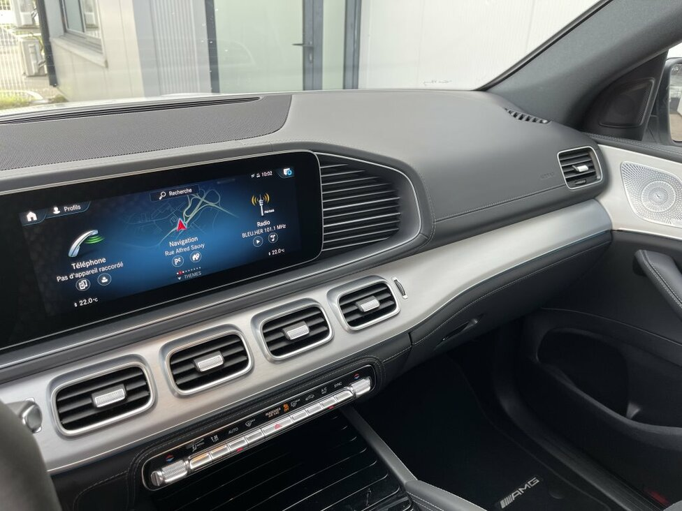 MERCEDES GLE COUPE 63 AMG S 4MATIC +