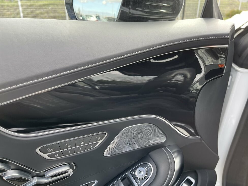 MERCEDES CLASSE S 63 AMG CABRIOLET 4-MATIC