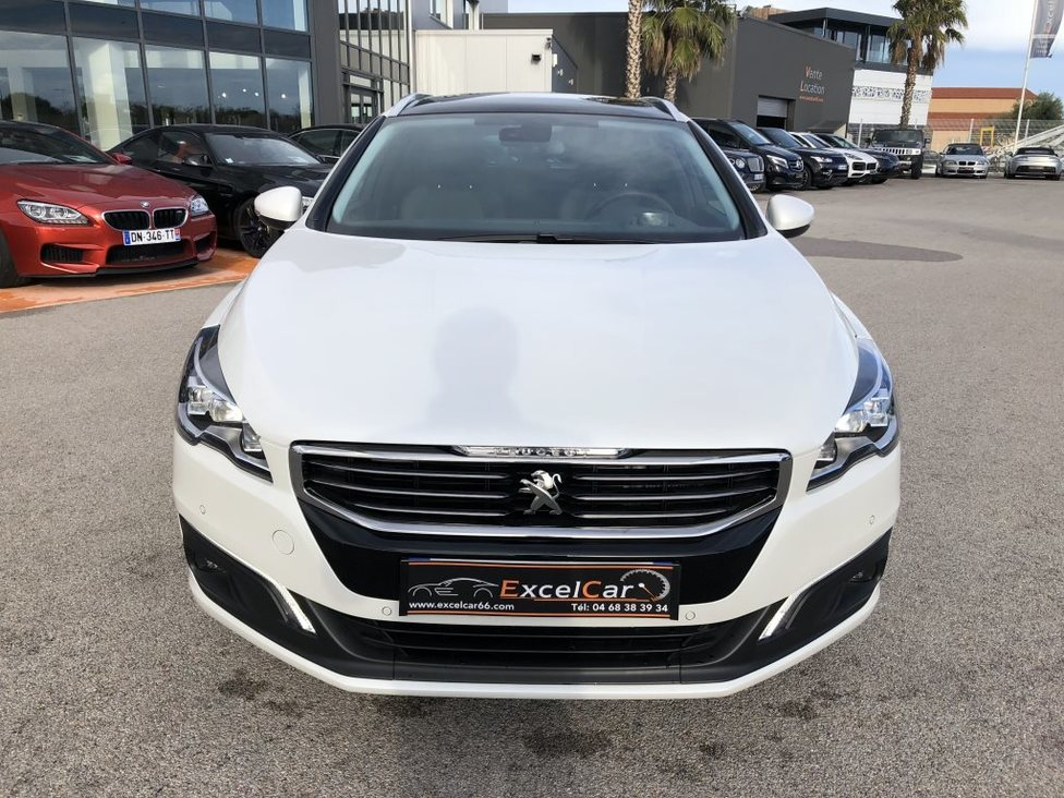 PEUGEOT 508 SW 2.0 HDI 180  S&S EAT6 ALLURE