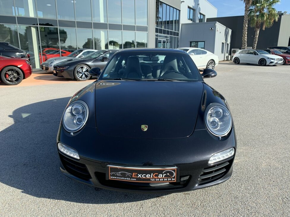 PORSCHE 997 CARRERA 3.6L BLACK EDITION 345 PDK