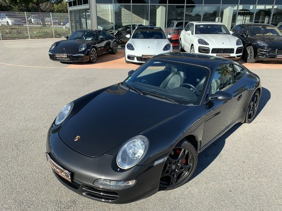 PORSCHE 997 COUPE CARRERA S 3.8L 355