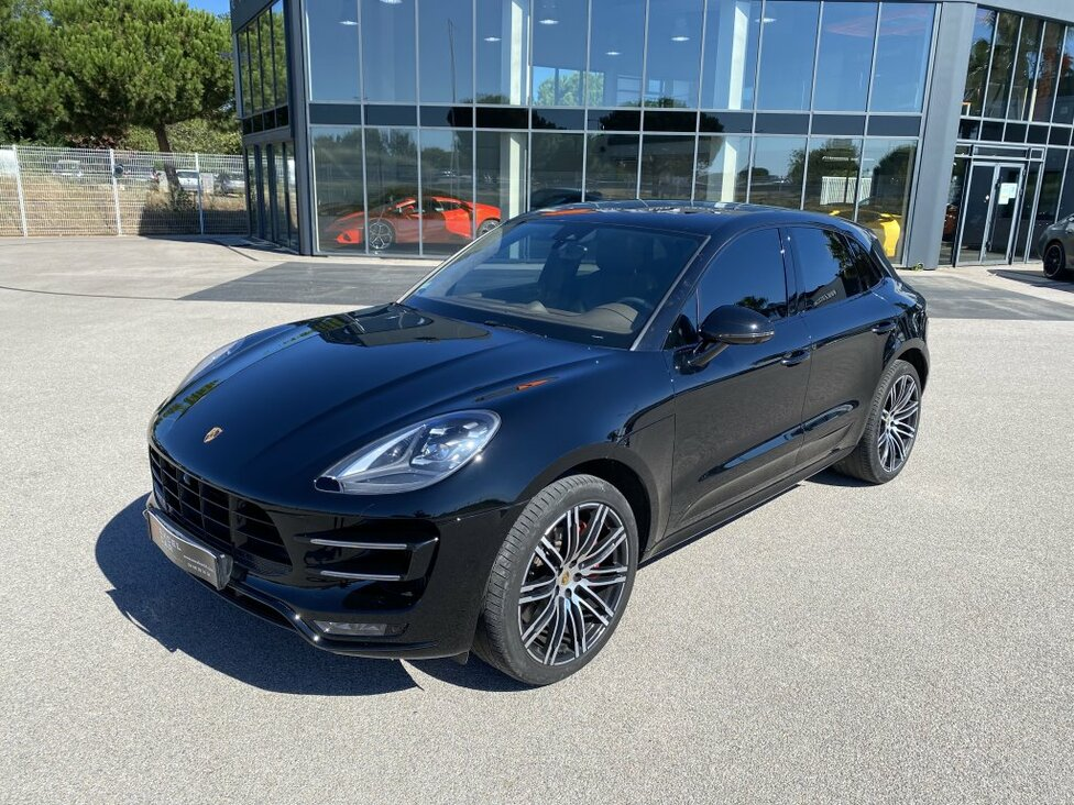 PORSCHE MACAN 3.6 V6 TURBO 440 PACK PERFORMANCE PDK