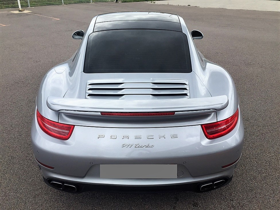 PORSCHE 991 3.8L TURBO  520 PDK
