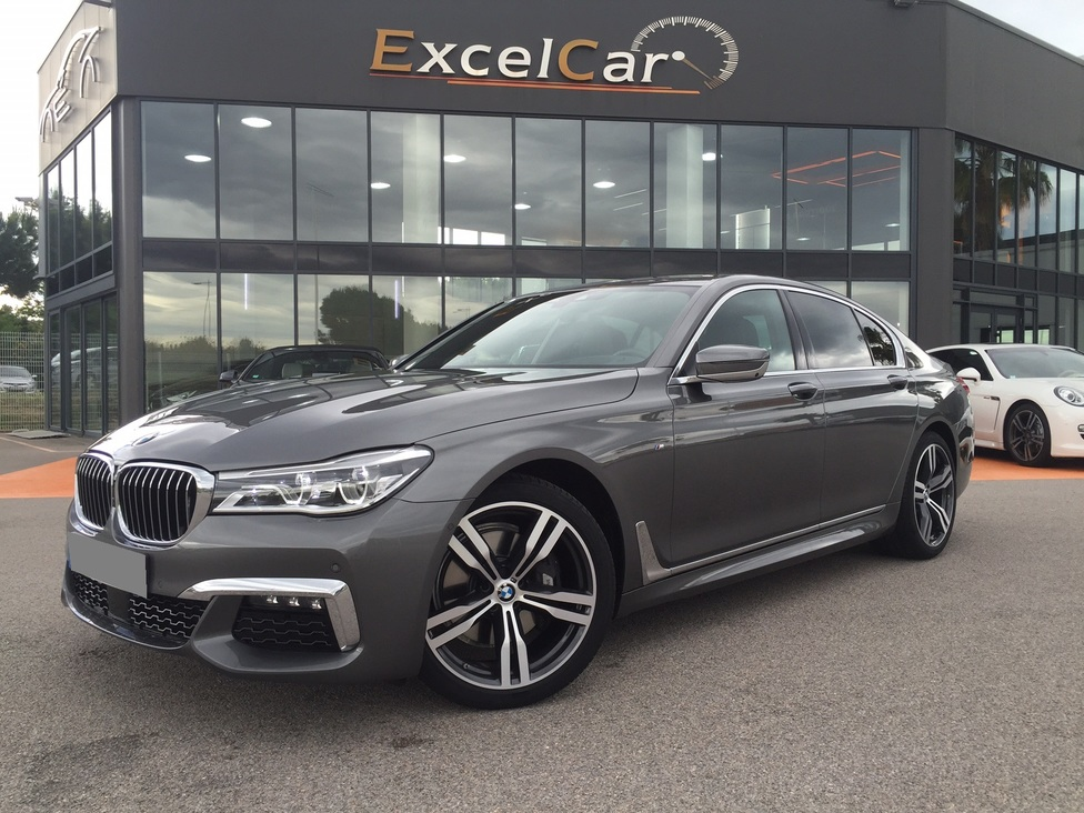 BMW 740D XDRIVE 320 SPORT DESIGN