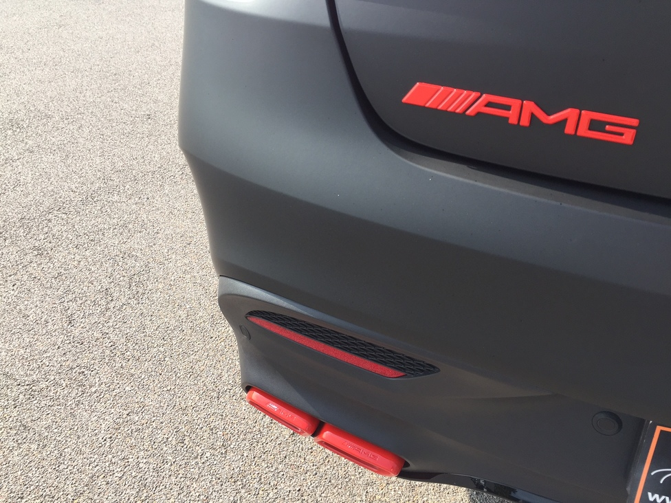 MERCEDES GLE COUPE 63S AMG MAT