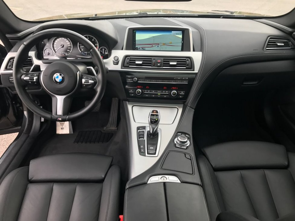 BMW 640D XDRIVE GRAN COUPE EXCLUSIVE