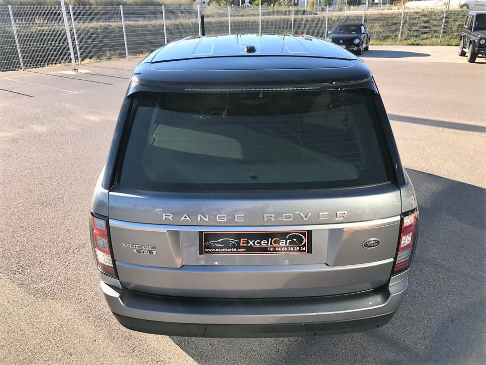 LAND ROVER RANGE ROVER MARK IV SDV8 VOGUE