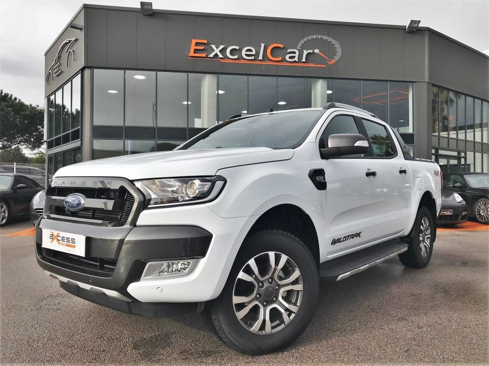 FORD RANGER 3.2 TDCI200 4X4 WILDTRACK